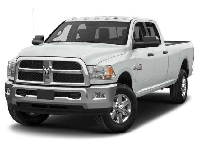 New 2017 Ram 3500 Tradesman Truck Crew Cab in Placerville
