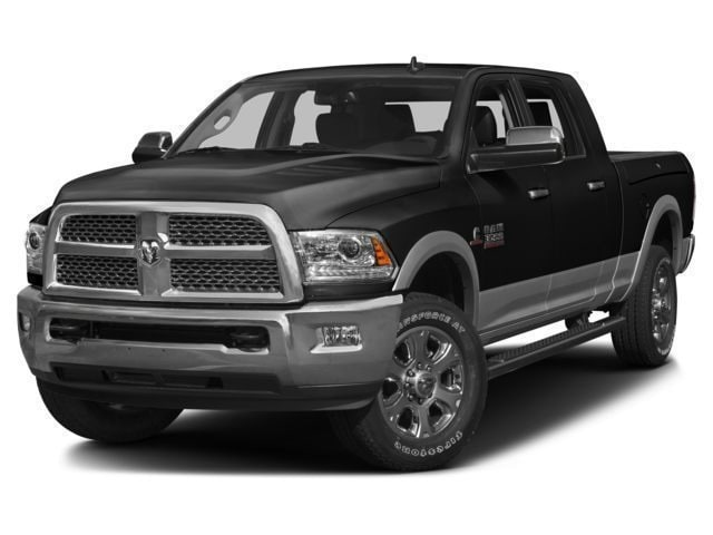 New 2017 Ram 3500 Laramie Dually Truck Mega Cab in Kernersville
