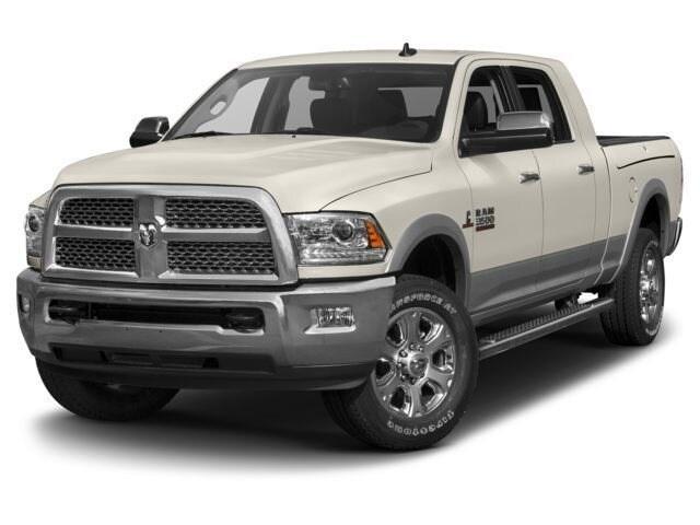 New 2017 Ram 3500 Laramie Longhorn Dually Truck Mega Cab