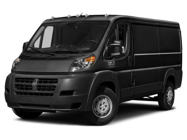 New 2017 Ram ProMaster 1500 Low Roof Van Cargo Van for sale in the Boston MA area