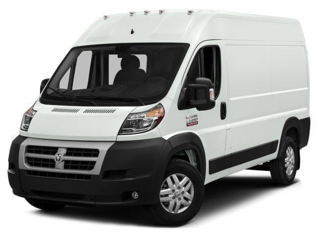 New 2017 Ram ProMaster 2500 High Roof Van Cargo Van for sale in the Boston MA area
