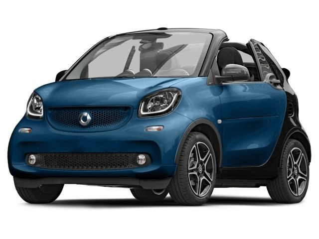 New 2017 smart fortwo passion Convertible for sale in the Boston MA area