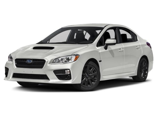 New 2017 Subaru WRX Sedan near Denver