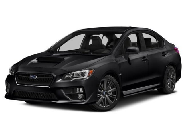 New 2017 Subaru WRX 2.0T Sedan near Boston