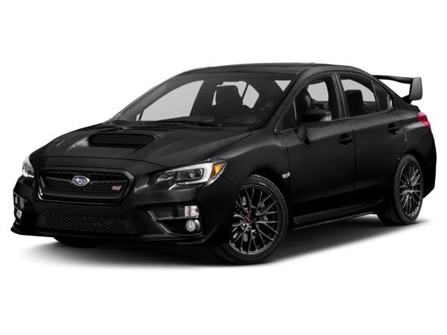 New 2017 Subaru WRX STI Sedan near Denver
