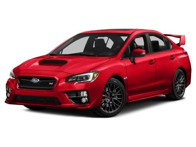 New 2017 Subaru WRX STI w/ Nav+Audio w/ Harmon Kardon+Keyless Access+BSD/RCTA Sedan in Torrance, California