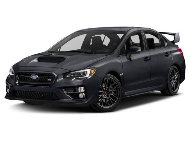 2017 Subaru WRX STI Limited w/Wing (M6) Sedan