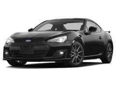 2017 Subaru BRZ Limited with Performance Package Coupe