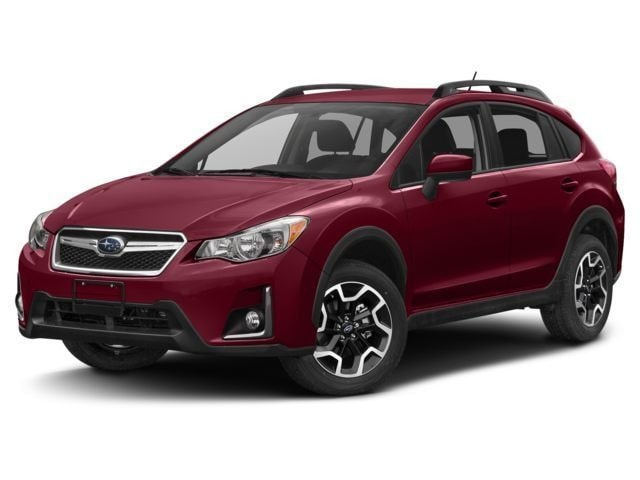 2017 Subaru Crosstrek 2.0i Limited with Moonroof + Navigation + Keyless Access + EyeSight + Starlink SUV