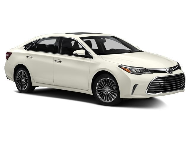 2017 Toyota Avalon XLE Plus Sedan