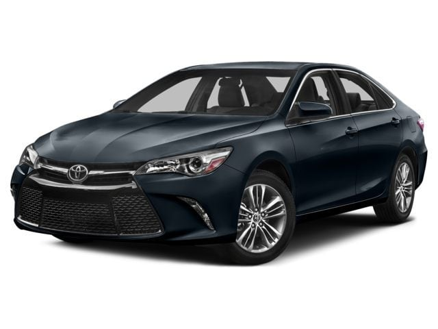 New 2017 Toyota Camry SE Sedan in San Rafael