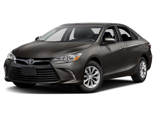 New 2017 Toyota Camry XLE Sedan in Fargo, North Dakota