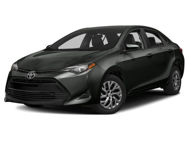 New 2017 Toyota Corolla LE Sedan near Minneapolis & St. Paul MN