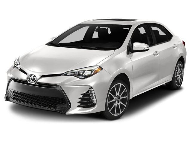 New 2017 Toyota Corolla SE Sedan Framingham