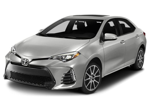 New 2017 Toyota Corolla S Plus Sedan near Minneapolis & St. Paul MN