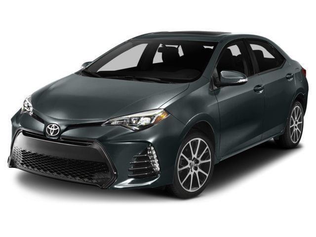 New 2017 Toyota Corolla XSE Sedan near Springfield PA