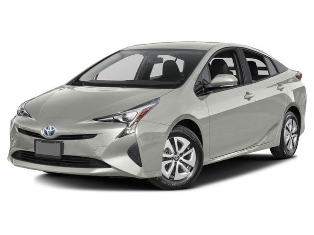 New 2017 Toyota Prius Two Eco Hatchback in San Rafael