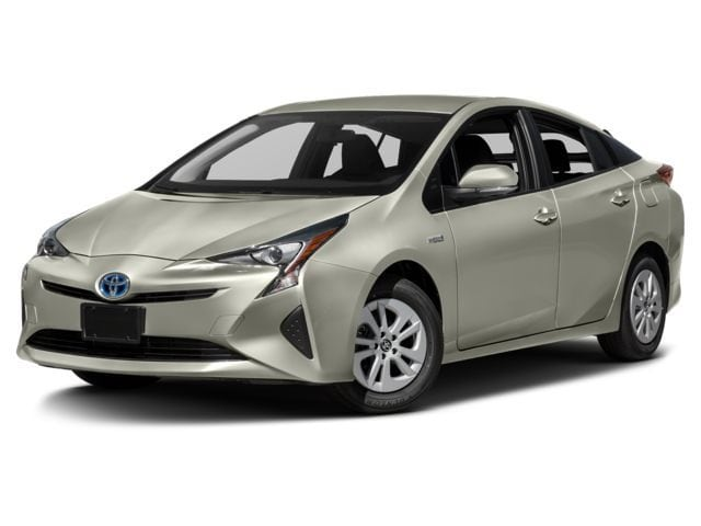 2017 Toyota Prius 5-Door Three Hatchback