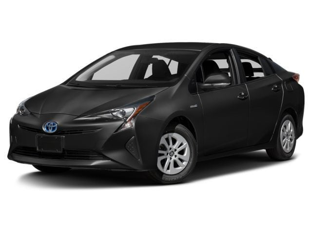 New 2017 Toyota Prius In-TRANSIT Hatchback near Minneapolis & St. Paul MN