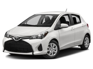 New 2017 Toyota Yaris 5-Door L Hatchback T172111 in Brunswick, OH