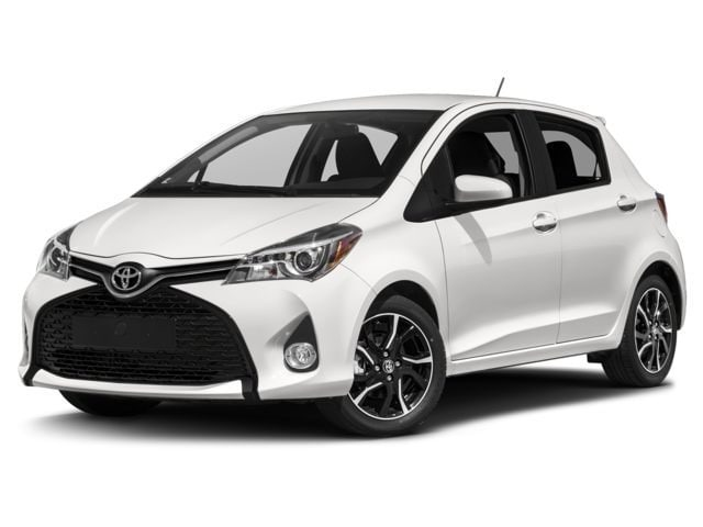 2017 Toyota Yaris 5-Door SE Hatchback