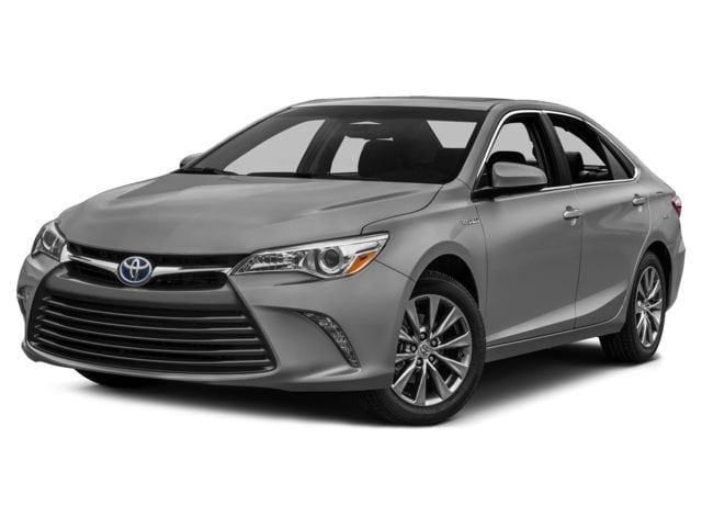 New 2017 Toyota Camry Hybrid XLE Sedan in San Rafael