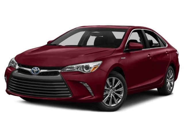 New 2017 Toyota Camry Hybrid XLE Sedan near Minneapolis & St. Paul MN