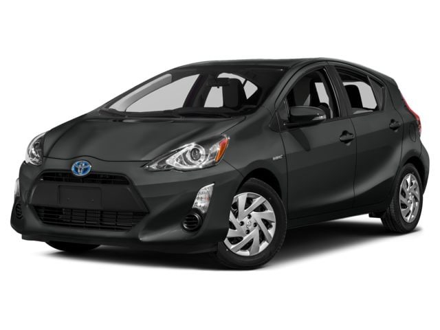 New 2017 Toyota Prius c Four Hatchback dealer in Nampa ID - inventory