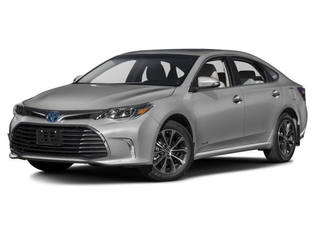 New 2017 Toyota Avalon Hybrid XLE Premium Sedan in San Rafael
