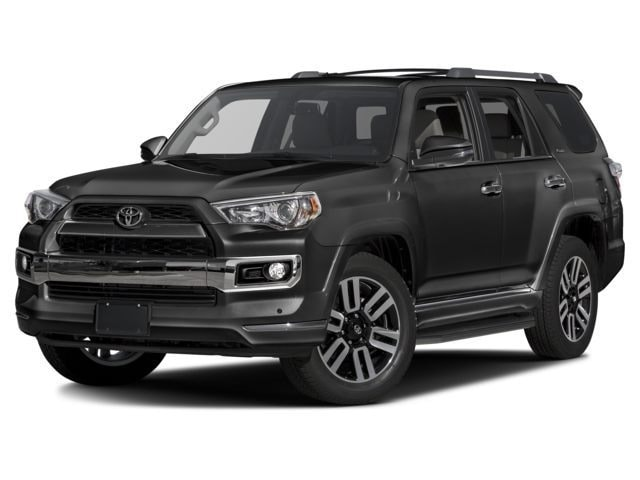 New 2017 Toyota 4Runner Limited SUV in Glendora, CA