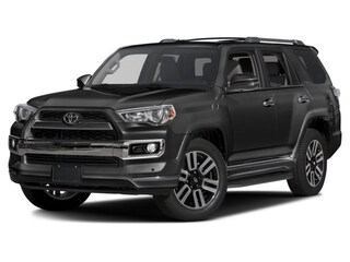 2017 Toyota 4Runner Limited Limited 4WD