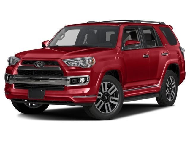 New 2017 Toyota 4Runner Limited SUV for sale in Dublin, CA