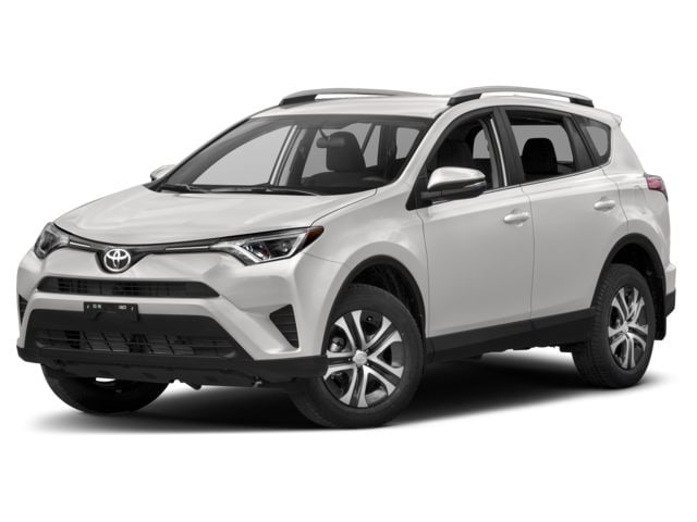 New 2017 Toyota RAV4 LE SUV For Sale in Durham, NC