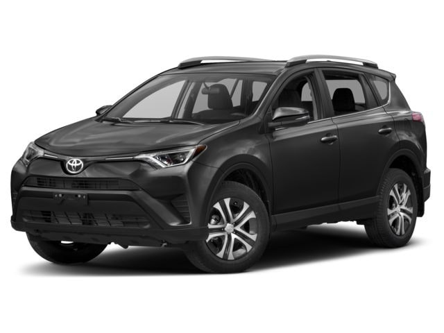 New 2017 Toyota RAV4 LE FWD SUV near Minneapolis & St. Paul MN