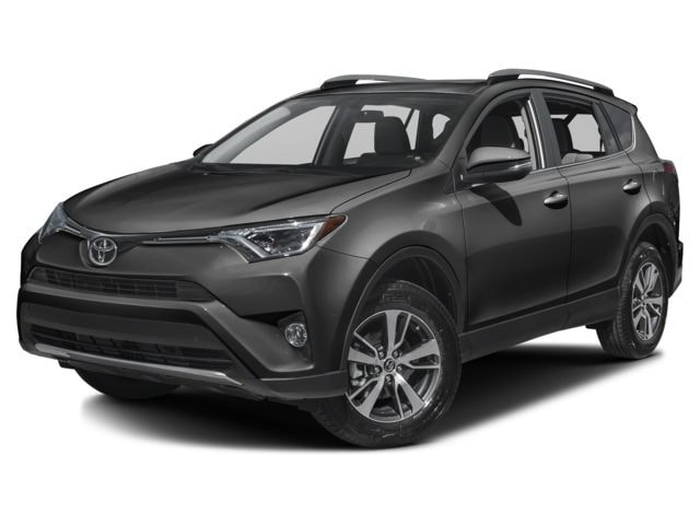 New 2017 Toyota RAV4 XLE SUV Serving Los Angeles