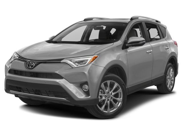New 2017 Toyota RAV4 Limited SUV Serving Los Angeles
