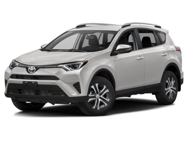 New 2017 Toyota RAV4 LE SUV for sale at Young Toyota Scion in Logan, UT