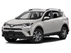 New 2017 Toyota RAV4 LE SUV 611117 in Chico, CA