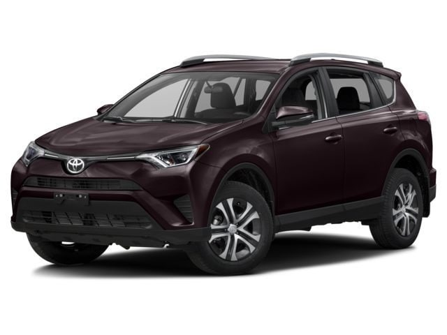 New 2017 Toyota RAV4 LE SUV in Denver