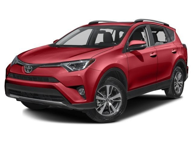 New 2017 Toyota RAV4 XLE AWD SUV near Minneapolis & St. Paul MN