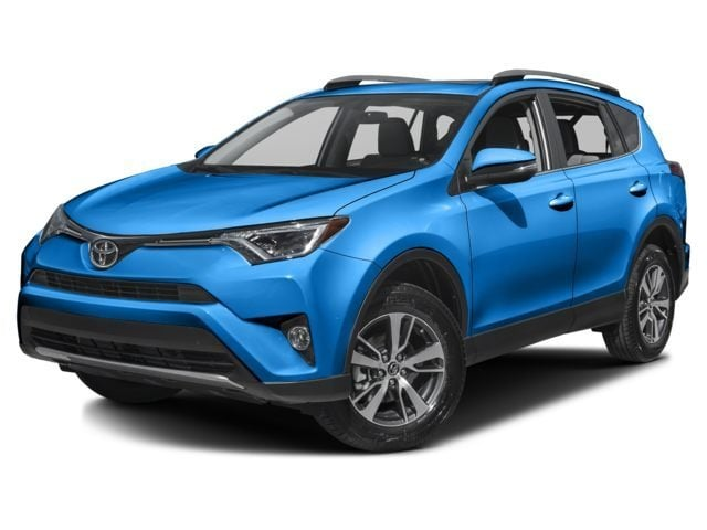 New 2017 Toyota RAV4 XLE SUV in Denver