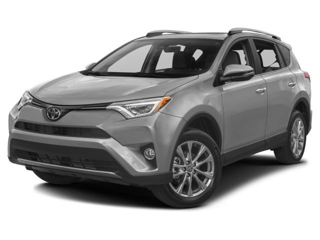 New 2017 Toyota RAV4 Limited SUV for sale in Greenfield