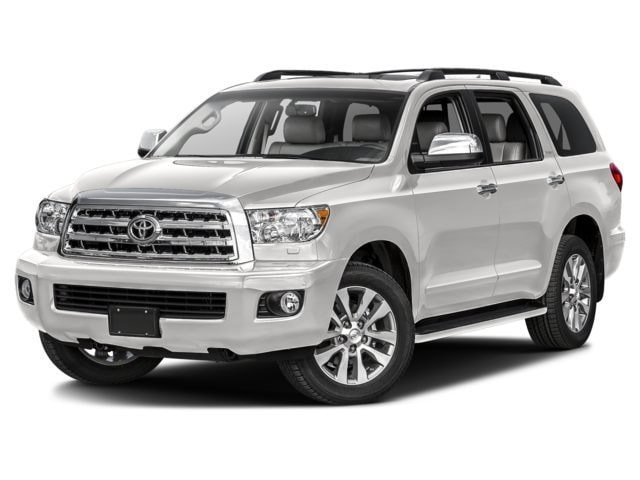 2017 Toyota Sequoia Limited SUV in Dublin, CA