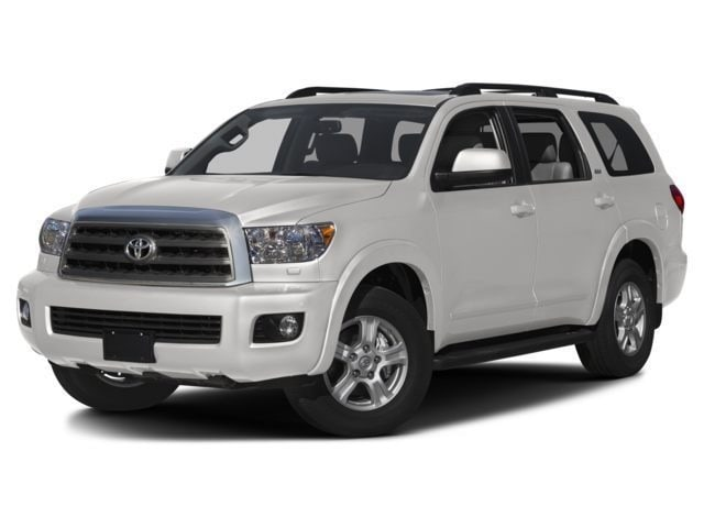 New 2017 Toyota Sequoia SR5 w/FFV SUV in Avondale, AZ