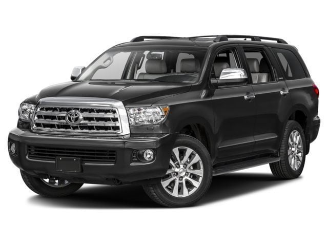 New 2017 Toyota Sequoia Limited SUV for sale at Young Toyota Scion in Logan, UT