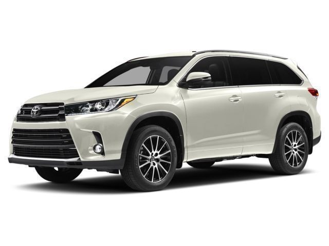 New 2017 Toyota Highlander SE V6 SUV in Denver