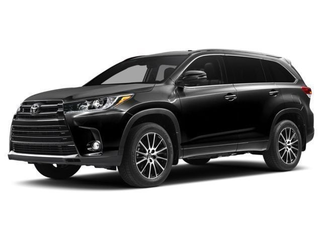 New 2017 Toyota Highlander SE V6 SUV in Vienna, VA