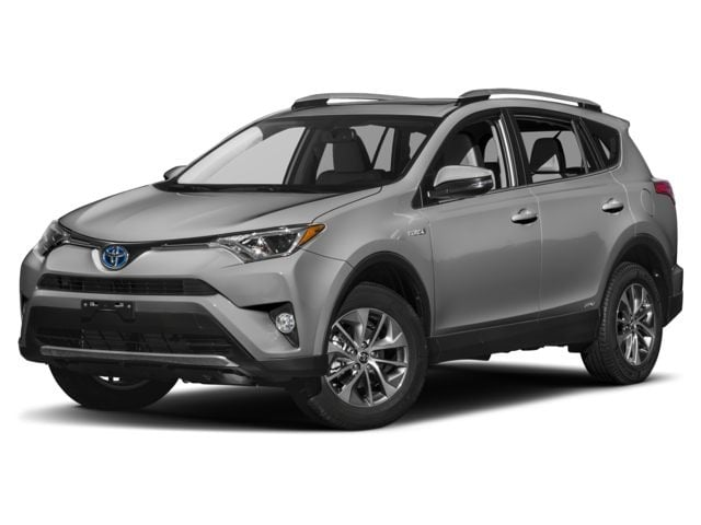 New 2017 Toyota RAV4 Hybrid Limited SUV in Vienna, VA