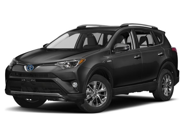 New 2017 Toyota RAV4 Hybrid Limited SUV for sale in the Boston MA area