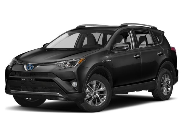 New 2017 Toyota RAV4 Hybrid 2017 TOYOTA RAV4 HYBRID LIMITED (A6) 4DR SUV 104.7 SUV Minneapolis